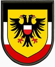 Wappen von Lübeck Aufnäher ,Pin, Aufbügler