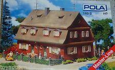 Casa de dos viviendas Kit construcción sin construir POLA 140 0 H0 1:87 S µ