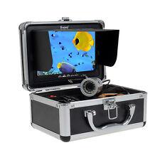 "Eyoyo 30m Underwater Video Camera Fish Finder 7"" HD LCD IR Night Vision&Sunvisor"