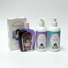 Violetas Francesas Gentle Baby Body Wash, Lotion & Splash Cologne Set