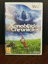 Xenoblade Chronicles  Nintendo Wii  2012 Complete with Manual
