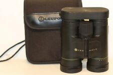 Leupold 8 x 42 Binoculars . . very good view out