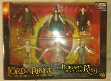 Lord of the Rings The Burden of the One Ring action figure box set ROTK