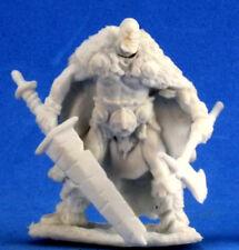 1 x THUND BLOODWRACK BARBARE  - BONES REAPER figurine miniature jdr rpg 77199