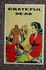 Grateful Dead Concert Tour Poster 1978 Egypt