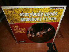 "the rolling stones""everybody needs.""single7""or.fr.decca:333001 de 1971.languette"