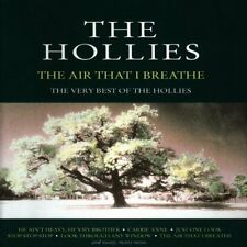 HOLLIES AIR THAT I BREATHE VERY BEST CD NEW