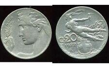 ITALIE    ITALY   20 centesimi  1922
