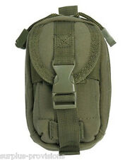 Condor MA45 Tactical iPouch Molle pack for your iphone, camera, tools - OD