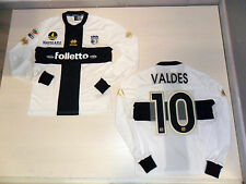 FW13 T.S Valdes 10 Camiseta Manga Larga Match Issue Shirt Jersey