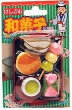 Japanese Iwako Dessert Take Apart Eraser Set #0266 S-2958