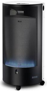 ROWI HGO 4200/2 BFT Pure Premium++ weiss Gasheizofen Blue Flame 4200W Thermostat