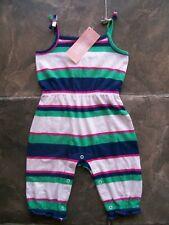 BNWT Baby Girl's Gymboree Sleeveless Romper/Jumpsuit Size 00