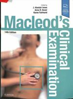Macleod's Clinical Examination by J. Alastair Innes 9780702069932 | Brand New