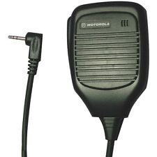 MOTOROLA 53724 Remote Speaker Microphone for Talkabout 2-Way Radios