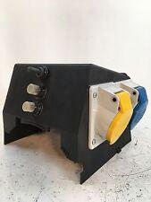 Meccalte S15W alternator top box  SPARES, socket box mecc alte