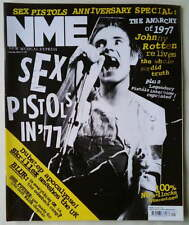 RARE SEX PISTOLS Anniversary Special, NME Magazine 3 March 2012 John Lydon NEW