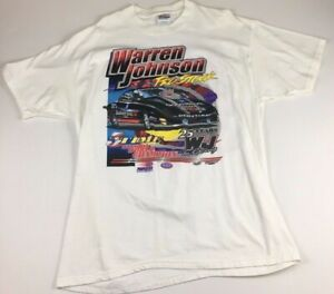 NHRA Warren Johnson Pro Stock t-shirt - XL