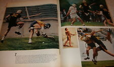 Life Magazine April 18, 1969 May West, Photos Plane Hijacked to Cuba  , Lacrosse