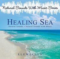HEALING SEA - NATURAL SOUNDS  LLEWELLYN CD
