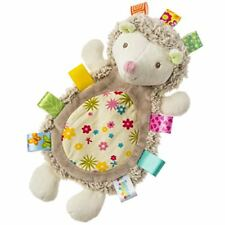 "Taggies Petals Hedgehog Lovey Toy 12"""