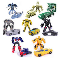 Optimus Prime Bumblebee Blackout Bonecrusher Ratchet Barricade Action Figure