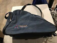 Adult Roller Ice Inline Skate Shoe Bag With Shoulder Strap Guc Xtreme Limits