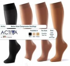 b73b268433 Activa Compression Hosiery BELOW KNEE | All Sizes & Colour | UK PHARMACY  STOCK