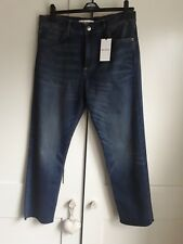Whistles Perfect Slim Fit Jeans - High Rise - Ankle Length W32