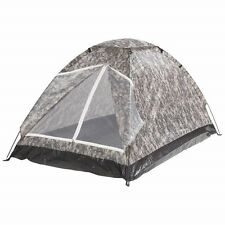 New CAMO 1 - 2 Person DOME TENT Lightweight 3lbs Quick Setup Camping Backpacking