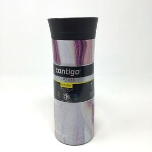 Contigo Coffee Couture AUTOSEAL Vacuum-Insulated Travel Mug, 14 oz, Sandstone