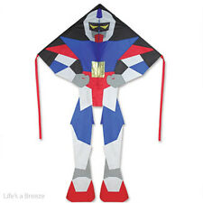 Robot Kite.Single Line Kite. Large Easy Flyer Children's Kite.Super Robot kite