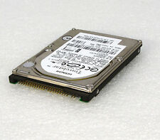 "40gb 2,5"" 6,35cm HDD portátil DISCO DURO HITACHI ic25n040atcs05-0 5400rpm o191"