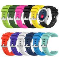 Soft Silicone Replacemend Wristband Strap Band for ZTE Quartz ZW10 Smart Watch