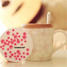 Starbucks Cherry Blossom Cup Mugs Japanese Sakura Ceramic Coffee Cup