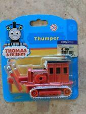 THUMPER Thomas the Tank Engine Friends  Ertl New on Card