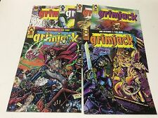 GRIMJACK #76-81 (FIRST COMIC/1984/TIM TRUMAN/FINAL ISSUES/0217284) FULL SET OF 6