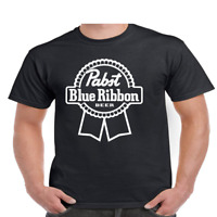 Pabst Blue Ribbon T Shirt Beer