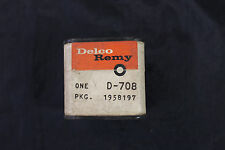 Vintage NOS Delco-Remy D-708 Brush Set - 1962-69 Buick Pontiac 1958197 (234*)
