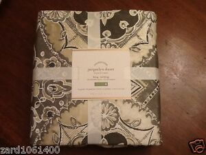 Pottery Barn JACQUELYN Duvet, Size King.Cal King, New Arrivals,W/$159.00 Tag