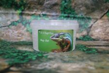 T&S Reptile Bug Gel Jar Pack 500ml - Live Food Hydration for Crickets and Locust