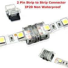 2//4//5Pin Hippo Fil Adaptateur Clip connecteur étanche bande DEL 5050 3528