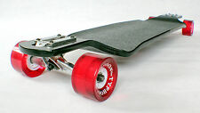 DROP DOWN THROUGH Complete  LONGBOARD Skateboard 11 Layers solid composite deck