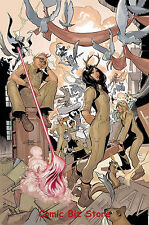 Generation X #1 (2017) 1st Printing Bagged & Boarded