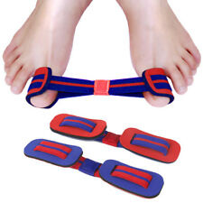 UK New Hallux valgus correction prevention Toe Strape Bunion Straightener Belt H