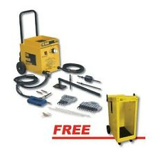 DENT FIX #DF-505C  Maxi Multiple Pull Dent Station with Rolling Stand