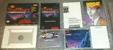 Soul Blazer (Super Nintendo SNES) Complete CIB Very Good with Poster and Manual