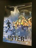 Bolaffi Libro Album Folder Cronisti Sport Magia Nerazzurra Storia dell' Inter