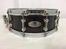 "Pearl Reference Pure 14"" Diameter X 5"" Deep Snare Drum/BLACK CHERRY/#335/NEW"