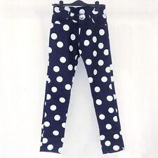 â• 00s Vintage Tsubi / Ksubi polka dots denim pants : jeans punk shirt jacket 90s